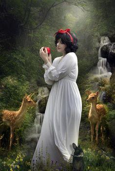 love the disney princess has a dark mysterious side concept