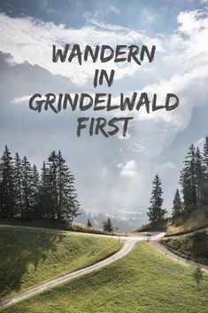 Grindelwald First: Auflugs Tipp im Berner Oberland in der wunderschönen Schweiz / Jungfrau Region #wandern #bern #berneroberland #grindelwald #first Hidden Places, Reisen In Europa, Swiss Alps, Blue Mountain, Bergen, Switzerland, Road Trip, Hiking, Europe