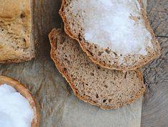 Gluten-Free Buckwheat Quinoa Sandwich Bread She Let Them Eat Cake
