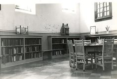 Interior Children's area- Carnegie Library