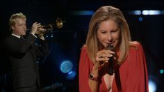 "Barbra Streisand has a fun time performing ""Evergreen"" with trumpeter Chris Botti, playing to the crowd at her Back to Brooklyn concert. Streisand composed ""Evergreen,"" with lyrics by Paul Williams, for the 1976 film, ""A Star is Born,"" in which she starred. The song earned Streisand an Academy Award and Golden Globe for Best Original …"