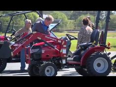 Having a disability doesn't necessarily mean you have to give up farming. In fact, there are many assistive technologies available to help farmers keep working the land.  Recently many of those systems were on display at an event in Tifton. The Monitor's Mark Wildman has the story. #AgrAbility