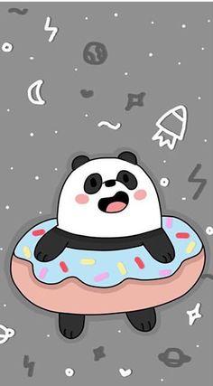 we bare bears wallpaper Cute Panda Wallpaper, Bear Wallpaper, Kawaii Wallpaper, Cute Wallpaper Backgrounds, Trendy Wallpaper, We Bare Bears Wallpapers, Panda Wallpapers, Cute Cartoon Wallpapers, Disney Phone Wallpaper