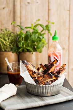 Cola-ribsit | K-ruoka #cocacola #sriracha #grillaus