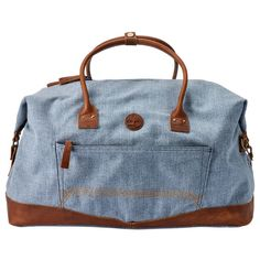 Ipswich Thread™ Fabric Duffle Bag