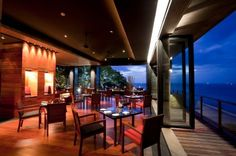 Folding and Sliding glass door system restaurants and Cafe's California | Yelp