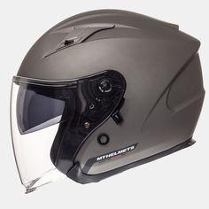 MT AVENUE sv Helmets (Titanium). *DOT//ECE*