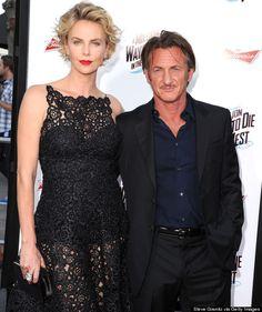 Charlize Theron Sean Penn #ilnuovocorrieresmart
