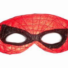 Felt Superhero mask Spiderman Handmade Toys, Spiderman, Felt, Superhero, Fictional Characters, Spider Man, Felting, Superheroes, Fantasy Characters