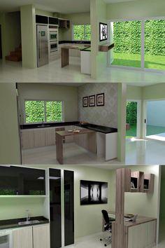 Cozinha | Kitchen por NP Interiores - Núbia Procópio Interiores.