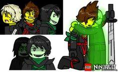 Lego ninjago #555 by MaylovesAkidah