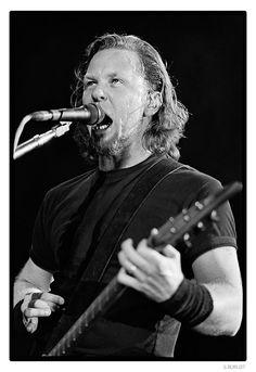 Metallica : James Hetfield