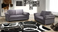 SOHO 3+2 Seater Sofa Free UK Delivery Buy direct from website : www.woodlers.co.uk