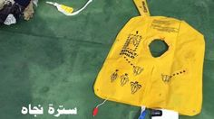Militer Mesir publikasikan puing yang ditemukan di laut Mediterania  KAIRO (Arrahmah.com) - Militer Mesir mempublikasikan foto benda yang ditemukan dalam pencarian pesawat EgyptAir MS804 yang hilang di Laut Mediterania. Benda-benda tersebut berupa bagian dari kursi dan benda yang memiliki tanda EgyptAir.  Foto yang diunggah di laman Facebook juru bicara Pasukan Bersenjata Mesir menunjukkan adanya rompi pelampung dan barang-barang lainyang memiliki logo EgyptAir.  Dalam penemuan itu juga…