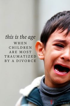 This is the Age When Children are Most Traumatized by a Divorce - - Babies and teens may be able to weather a divorce but elementary school children need very special care when the family breaks down. Divorced Parents Quotes, Children Of Divorced Parents, Divorce Quotes, School Children, Failing Marriage Quotes, Lonely Marriage, Marriage Quotes Struggling, Children Garden, Happy Children