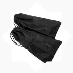 To avoid damaging or wrinkling your garments, pack your shoes in Briggs & Riley Travel Shoe Covers. Travel Shoes, Laptop Bags, Online Bags, Briefcase, Your Shoes, Travel Accessories, Store, Cover, Black