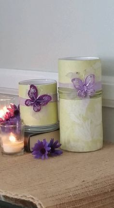 candle holder, vase, home decor, accent piece by firefly village design, $18.00…