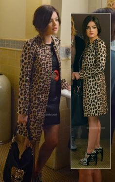 OUTFIT DEL DÍA: Outfits de Aria #4 Pretty Little Liars