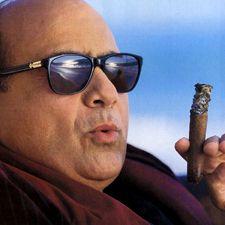 Danny DeVito - Cigar Smoker