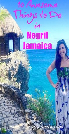 Whether you're a lazy beach bum like myself or prefer to get out and explore like my husband, there are no shortages of things to do in Negril, Jamaica. Here are our top 10 most awesome things to do in Negril Jamaica! Jamaica Cruise, Jamaica Resorts, Negril Jamaica, Jamaica Vacation, Jamaica Travel, Montego Bay, Vacation Trips, Vacations, Jamaica People