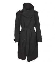 AllSaints Spitalfields: Saredon Trench Coat