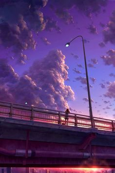 Animation art - Purple sky wallpaper for Android and iPhonePurplethings Purplecolor Purplewallpaper skybeautiful skysunset skywallpaper Sky Aesthetic, Aesthetic Anime, Purple Aesthetic, Wallpaper 4k Anime, Cloud Wallpaper, Unique Wallpaper, Wallpaper Art, Mobile Wallpaper, Purple Sky