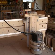 CNC Machine - currently building this from watching these videos