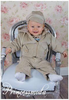 PHILIPP - Taufanzug mit Pullunder und Taufjacke! - Princessmoda - Alles für Taufe Kommunion und festliche Anlässe