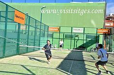 Sitges Deporte. Torneo Head Padel CNS 2013