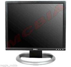 "Dell UltraSharp 1901FP 19"" LCD Flat Screen VGA Computer Monitor Grade ""A"" 477860948404 | eBay"