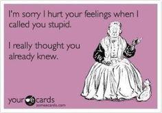 I'm just sayin....
