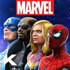 Marvel Contest of Champions is a 2014 mobile fighting game developed and published by Kabam. It was released on December 2014 for iOS and Android. Marvel Games, Marvel Heroes, Play Fighting, Fighting Games, Marvel Contest Of Champions, Nothing To Envy, Kang The Conqueror, Game Release Dates, Hp Android