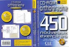 Chollet, Isabelle. CD-ROM orthographe: 450 nouveaux exercices. Plaats: FRANS 80(075) CHOL.