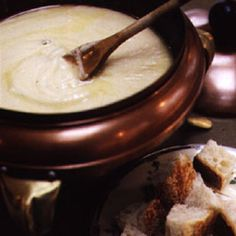 Creamy, cheesy, rich, and fun—as long as you adhere to a few basic principles, making fondue is simply entertaining.