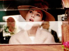 Audrey Hepburn photographed during the production of Funny Face in Paris, France, 1956 Audrey Hepburn, Old Hollywood, Cowboy Hats, Style Icons, Idol, Western Hats