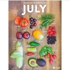 I  July . . . . .  @lovesuja #organiccouponing #couponcommunity #healthyppl #tomorrowsmom