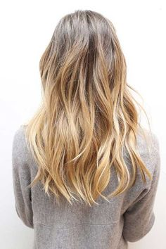 Beautiful Long Layered Hair