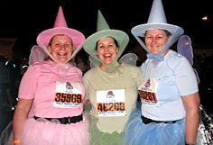 The Craziest Race-Day Costumes - : Vicki Merry http://www.fitbie.com/slideshow/craziest-race-day-costumes
