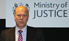 Why is Chris Grayling blocking research into rape in prison? | Ally Fogg