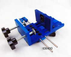 Upgraded High Precision Dowelling Jig Dowel Jig With 5 Metric Dowel Holes(6mm,8mm,10mm) For Very Accurate Woodworking Joinery-in Tools from Home Improvement on Aliexpress.com   Alibaba Group