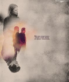 """Neal/Baelfire: """"Maybe something good came from us being together?"""" - Once Upon a Time"""