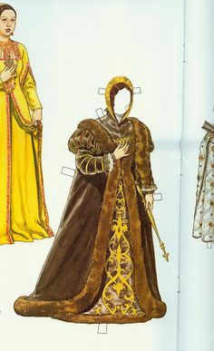 Great Empresses and Queens Paper Dolls (Tom Tierney) - edprint2000paperdolls - Picasa Web Albums