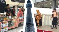 Ninja Festival at Tokyo Skytree by the Japan Ninja Council [Travel Report] http://www.wayofninja.stfi.re/ninja-festival-tokyo-skytree/?sf=dbbpepk
