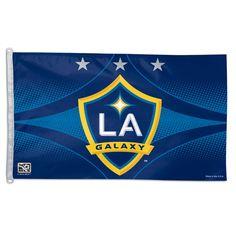 MLS - LA Galaxy Soccer Flag