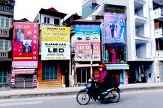 Unterwegs in Hanoi Vietnam, Hanoi, Times Square, Pictures