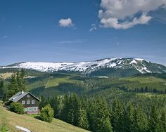 Krkonose Mountains, Czech Republic
