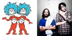 Eight Pop-Culture Personalities that Mirror Dr. Seuss Characters