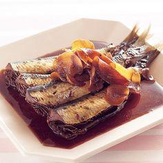 【実は手間なし!】いわしの簡単煮物レシピ5選 - レタスクラブニュース
