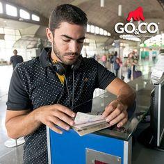 ¿Llevas todo lo que necesitas para viajar y tus #PolosGoco? Entonces ya ¡estás listo!  Visita nuestras tiendas en Medellín y Bucaramanga