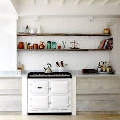 5 Beautiful Kitchens With Rustic Charm #FWx